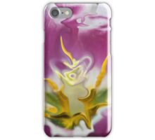 flowing colors iPhone Case/Skin