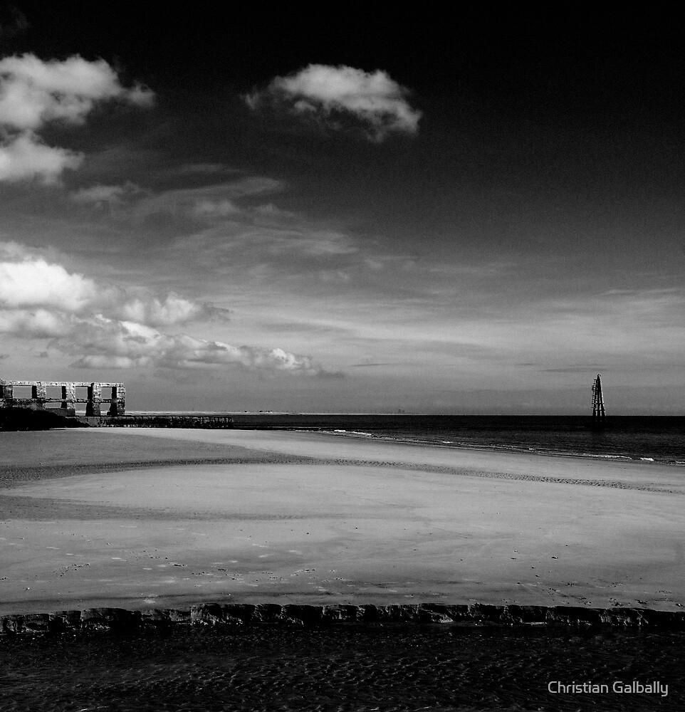Beachwall by Christian Galbally