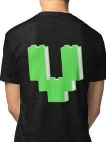 THE LETTER V Tri-blend T-Shirt
