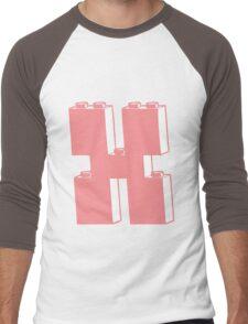 THE LETTER X  Men's Baseball ¾ T-Shirt