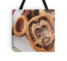 MICKEY shaped waffles  Tote Bag