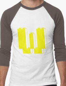 THE LETTER W Men's Baseball ¾ T-Shirt