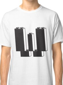 THE LETTER W Classic T-Shirt