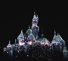 Christmas at Disneyland  by Disneyland1901