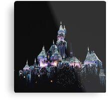 Christmas at Disneyland  Metal Print