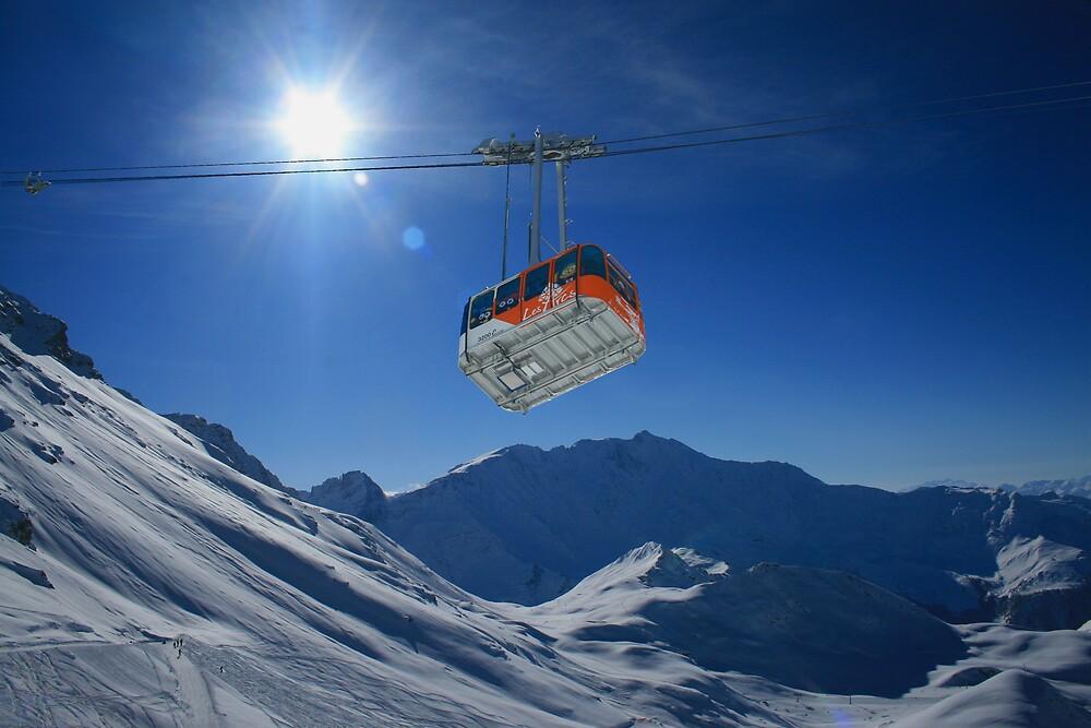 Gondola by Adrian Richardson