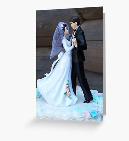 Top the Cake Greeting Card