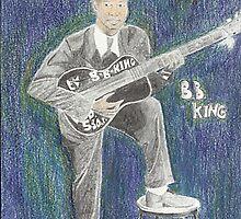I've got the blues by sketchesbybee