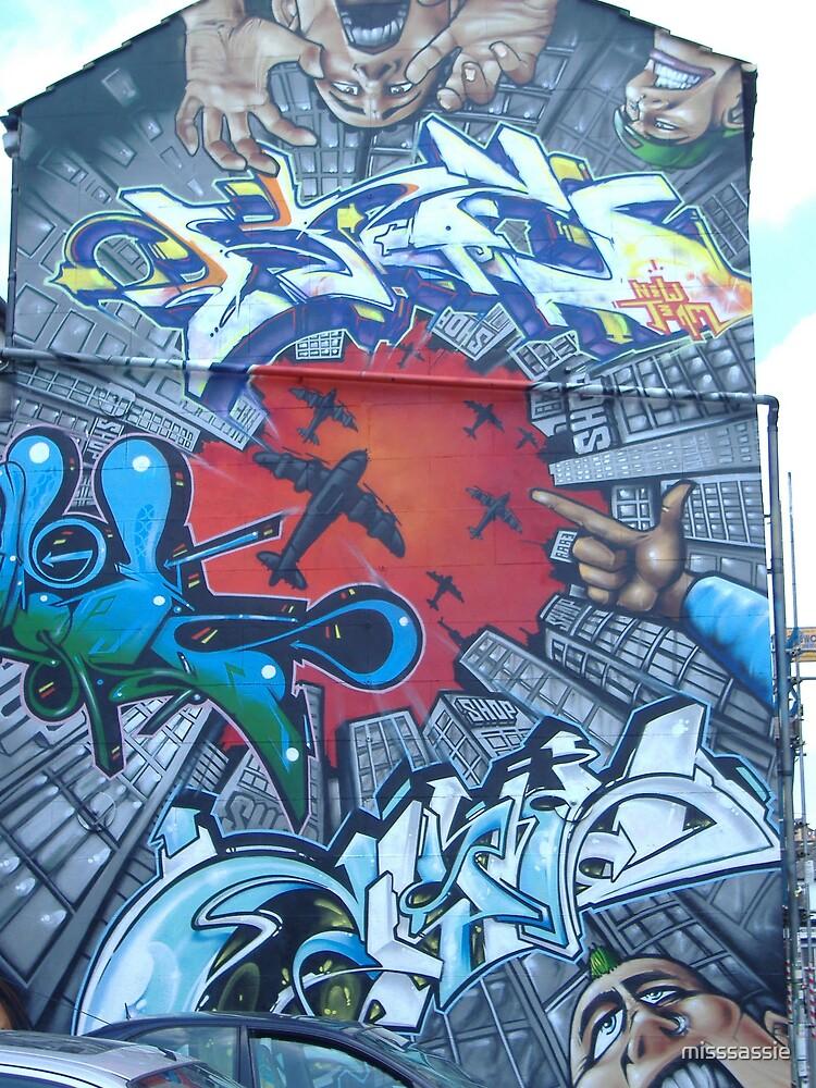 inner city by misssassie