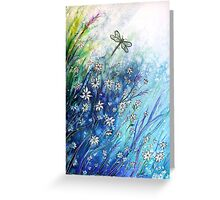 Dainty Daisies Greeting Card