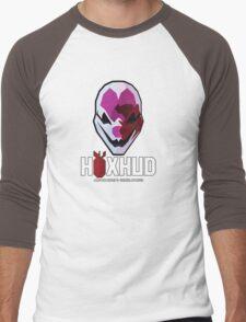 Hoxton Reborn v2 - Payday low poly  Men's Baseball ¾ T-Shirt