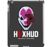 Hoxton Reborn v2 - Payday low poly  iPad Case/Skin