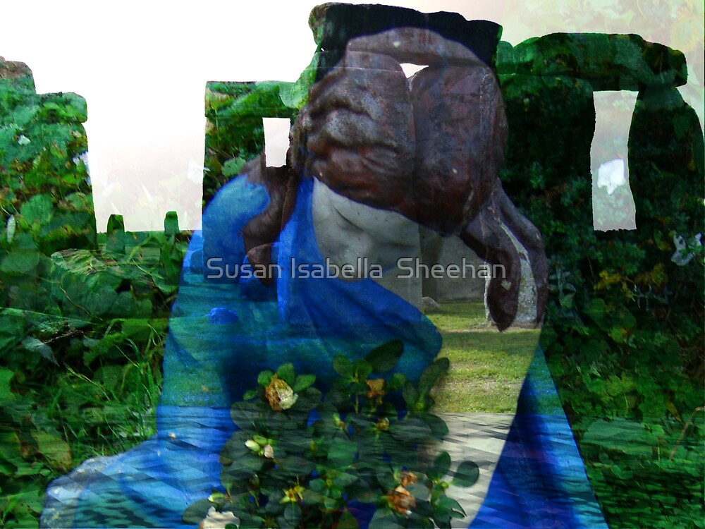 Mother Emerging by Susan Isabella  Sheehan