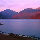 Sunset at Wastwater by Tim Haynes