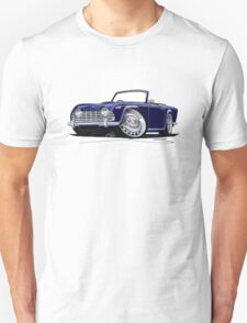Triumph TR4 Dark Blue T-Shirt
