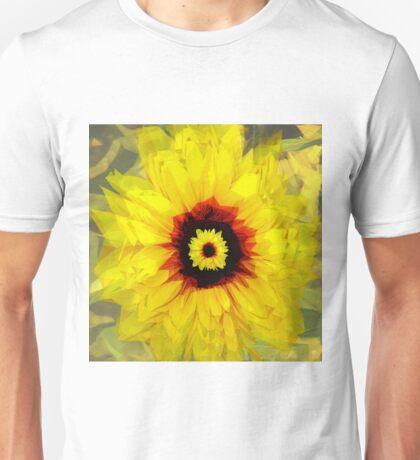 SUNFLOWERING Unisex T-Shirt
