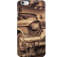 The old Cadillac  iPhone Case/Skin