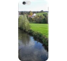 Wandering through nature iPhone Case/Skin