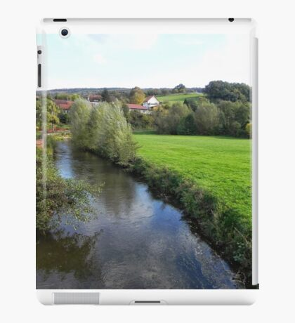 Wandering through nature iPad Case/Skin