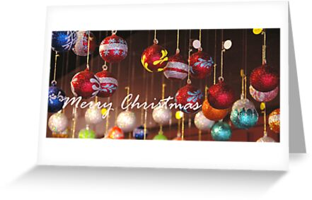 Merry Christmas #1 by Paul Gilbert