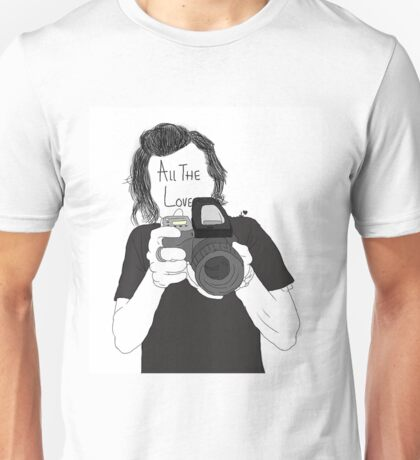 Harry Styles - All The Love Outline Unisex T-Shirt