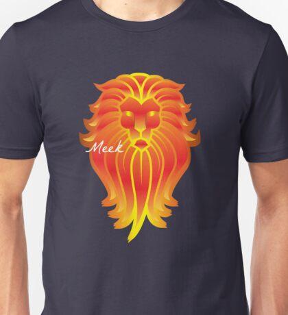 Lion, Meek Lion Unisex T-Shirt