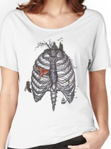 The Cage Women's Relaxed Fit T-Shirt