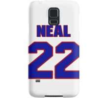 Basketball player Craig Neal jersey 22 Samsung Galaxy Case/Skin