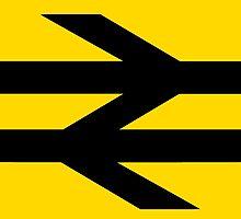 British Rail Arrows - Black by SquareDog