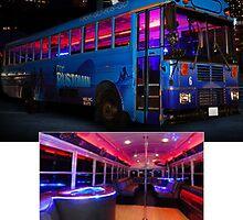 Boston Limousine Bus Service by Aexecutivelimo