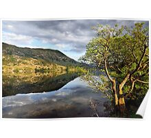 Ullswater Reflections Poster
