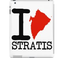 I ♥ Stratis iPad Case/Skin