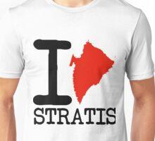 I ♥ Stratis Unisex T-Shirt
