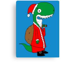 RÖH - Weihnachtsmann Canvas Print