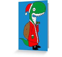 RÖH - Santa Greeting Card