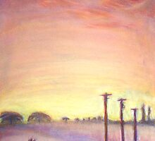 Northcliffe dawn 2 by helene