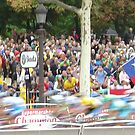 Blur of the Peleton by APhillips