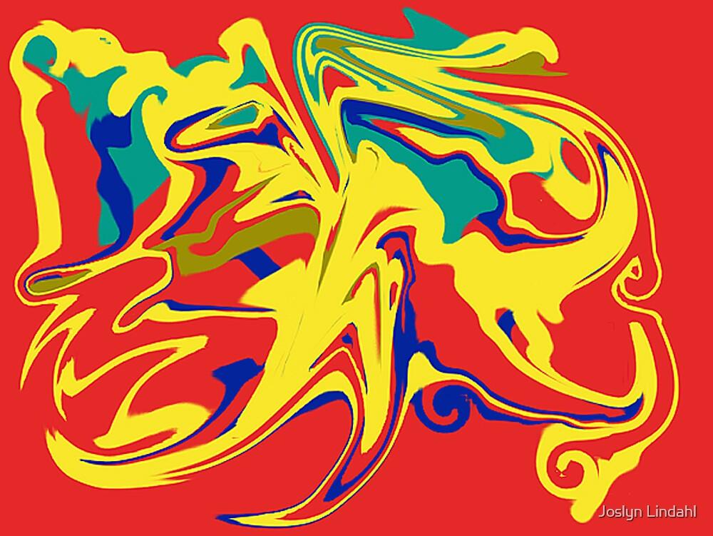 Swirls by Joslyn Lindahl