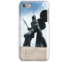 Achilles Hyde Park iPhone Case/Skin