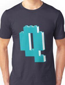 THE LETTER Q  T-Shirt