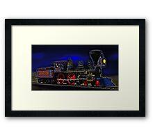Jupiter Engine Framed Print