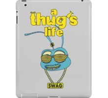 A Thug's Life iPad Case/Skin
