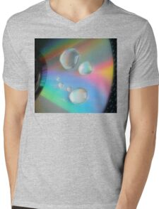 light music     Mens V-Neck T-Shirt