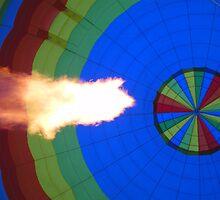 Ballon Interior by Tim Butt