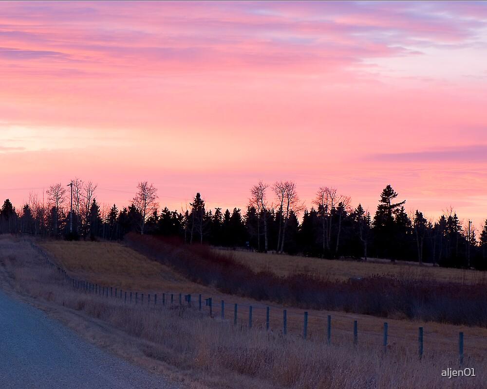 Sunrise by aljen01