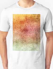 Red Yellow Green Gouache 2 Unisex T-Shirt