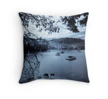 Montague Morning Throw Pillow