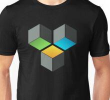 Cube Composition Unisex T-Shirt
