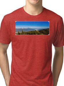 Monashee Mountains  Tri-blend T-Shirt
