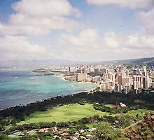 Honolulu by MichelleS